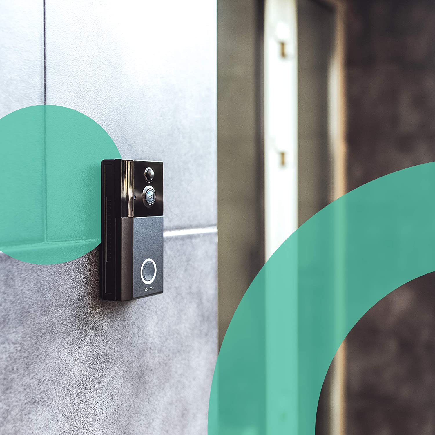 acme; award; 2020; doorbell; smart home