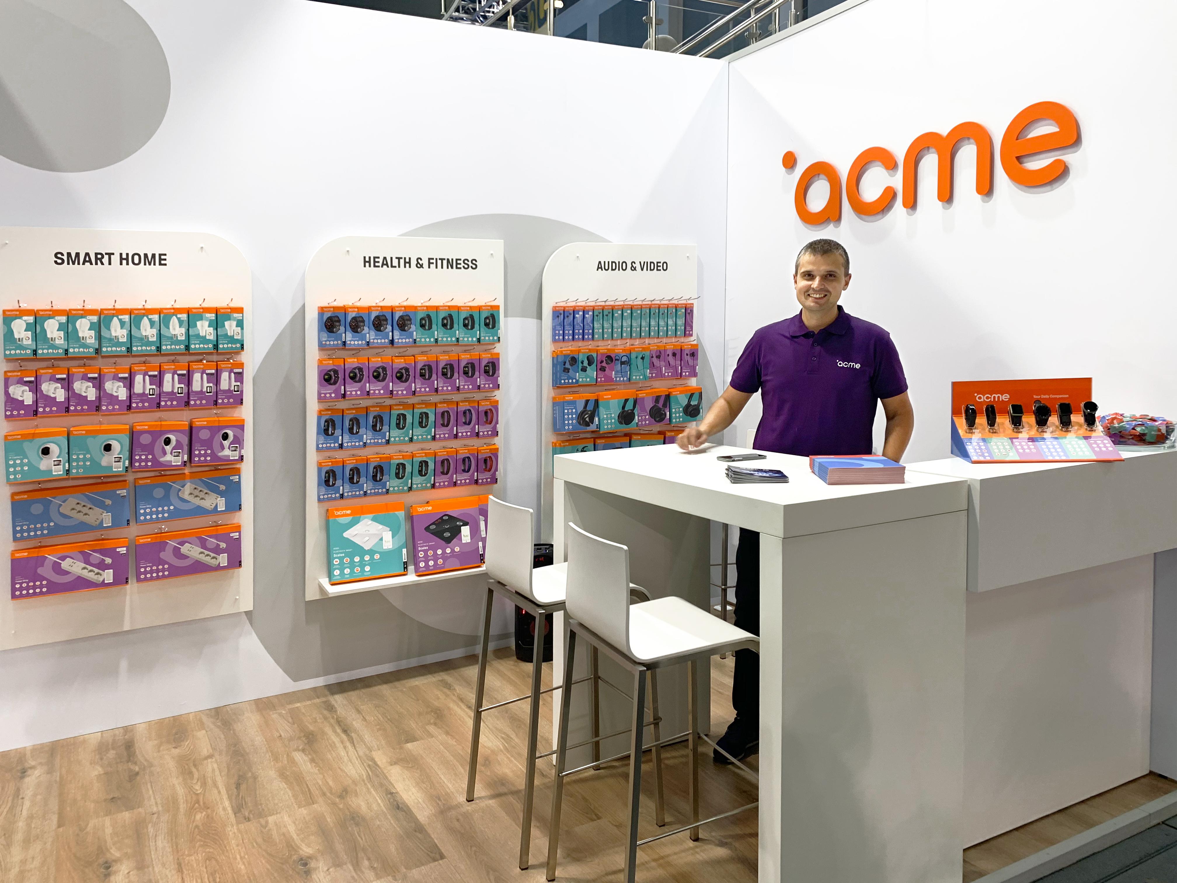 acme; ifa; 2019; germany; rebranding